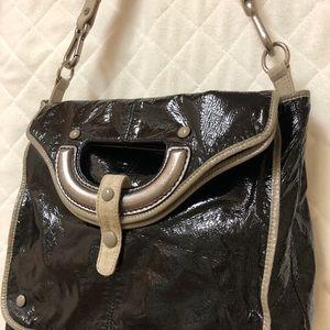 Stella McCartney patent leather bag